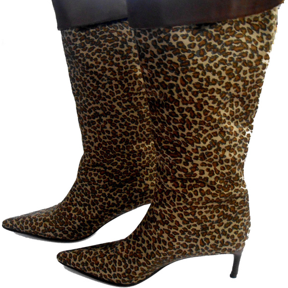 Bottega Veneta Printed Satin Knee-High Boots discount countdown package new styles cheap price outlet pay with visa gfO4NY4ht